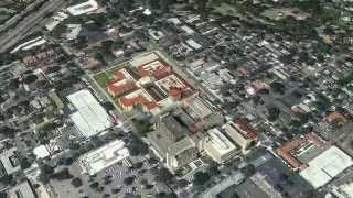 Santa Barbara Cottage Hospital Construction Animation
