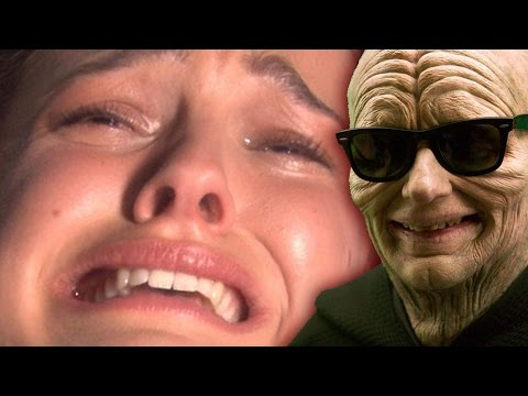 Film Theory: Padme's Murder SOLVED!! - Star Wars Episode 3 [Dash Star]