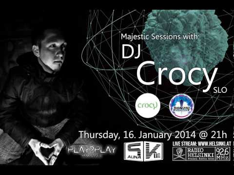 Crocy @ Sauna FM - Radio Helsinki  - deep house mix