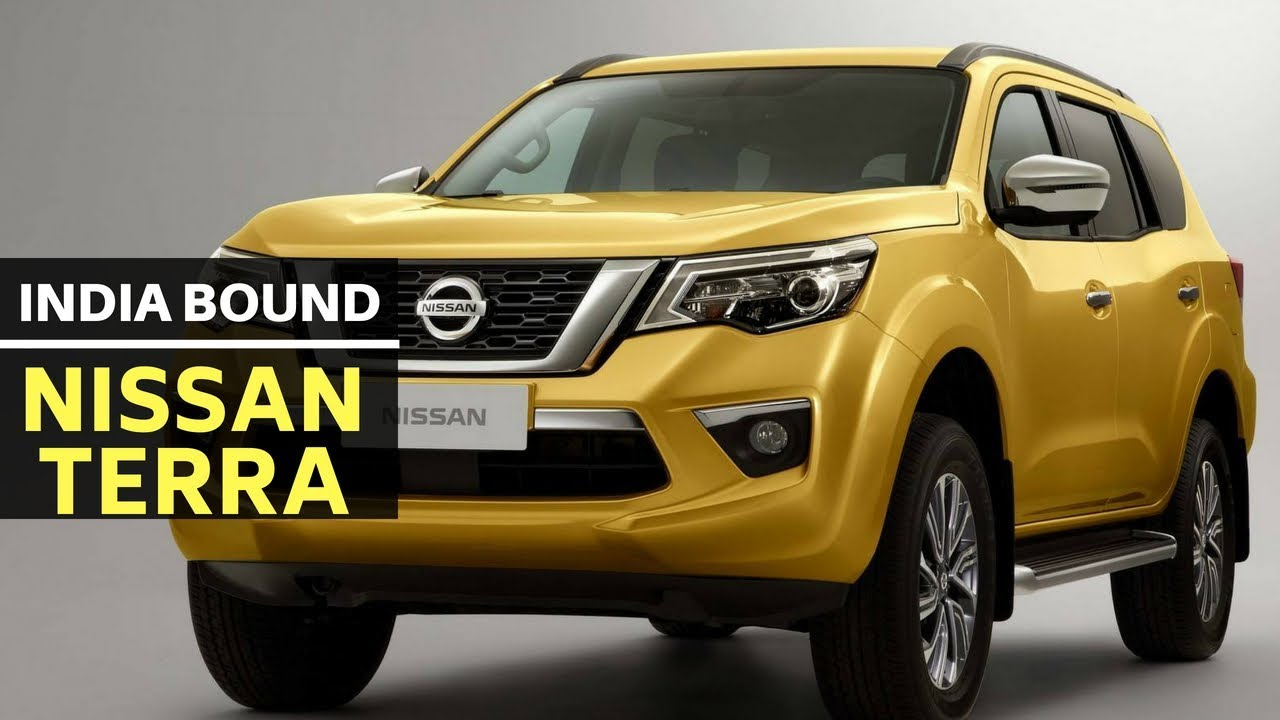 This Is The Official Video Of The Nissan Terra Suv That Might Come To India Youtube