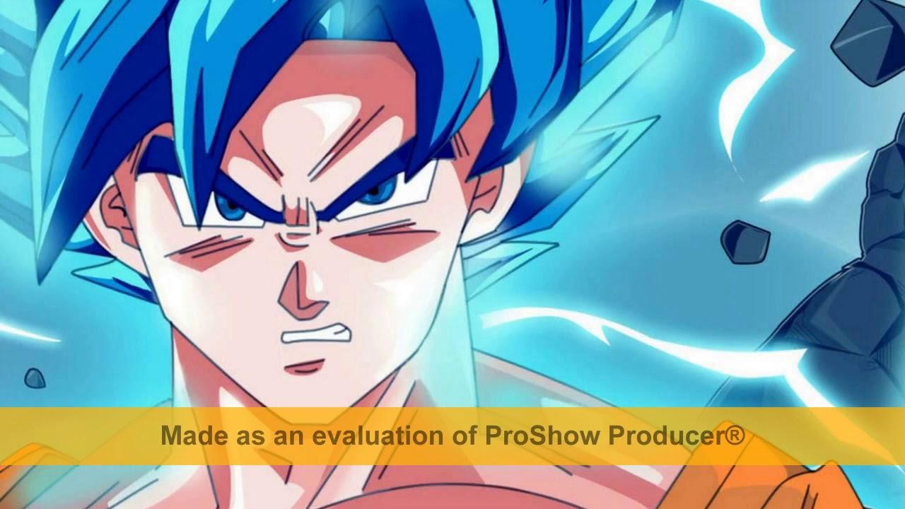 những bức ảnh đẹp nhất của Goku