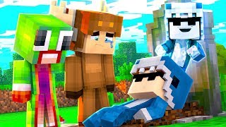 Minecraft Daycare - R.I.P 09SHARKBOY! W/ MOOSECRAFT (Minecraft Kids Roleplay)