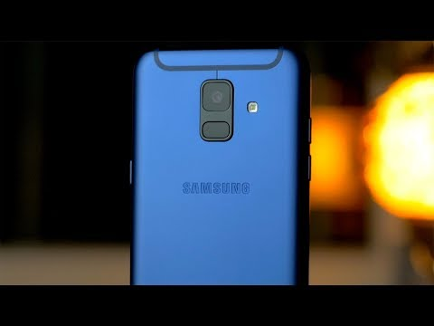 Обзор Samsung GALAXY A6 - дорогой ты наш!