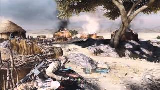 Ghost Recon Future Soldier Campaign Gameplay