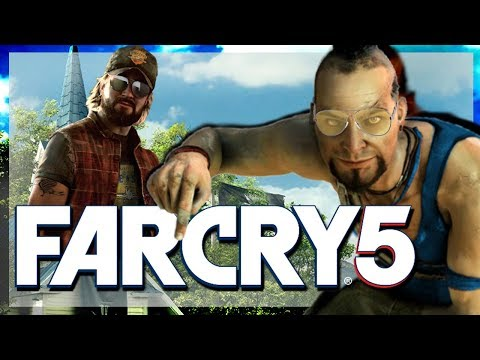 This Is Why FAR CRY 5 is Awesome - Far Cry 5 Exclusive Gameplay thumbnail