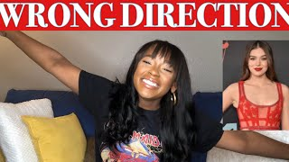 Download Lagu Hailee Steinfeld - Wrong Direction REACTION MP3