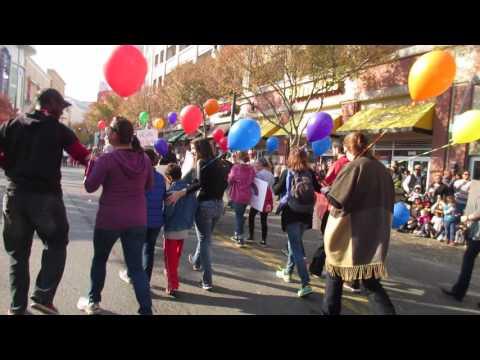 PHCA Thankgiving Parade 1