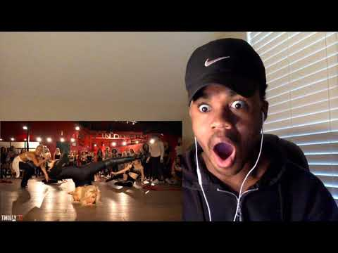 The Pussycat Dolls   Buttons   Choreography by Jojo Gomez REACTION