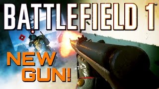 Battlefield 1: This Gun is Mental! - They Shall Not Pass DLC Gameplay