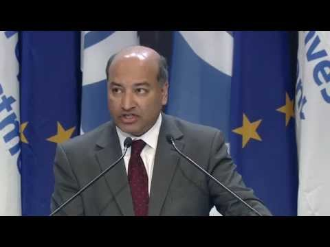 EBRD President addresses Annual Meeting 2014, Edited Highlights