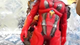 仮面ライダーウィザードに出てくる幹 部怪人ソフビの紹介です。