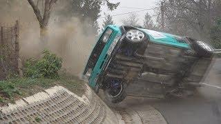 1.Nyíregyháza Rallye 2018| Crash&Action| RallyFeeling.hu