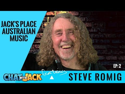 Chat with Jack featuring Steve Romig @ Jack's Place