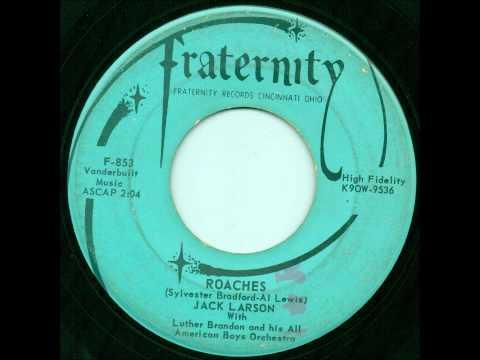 Roaches - Jack Larson