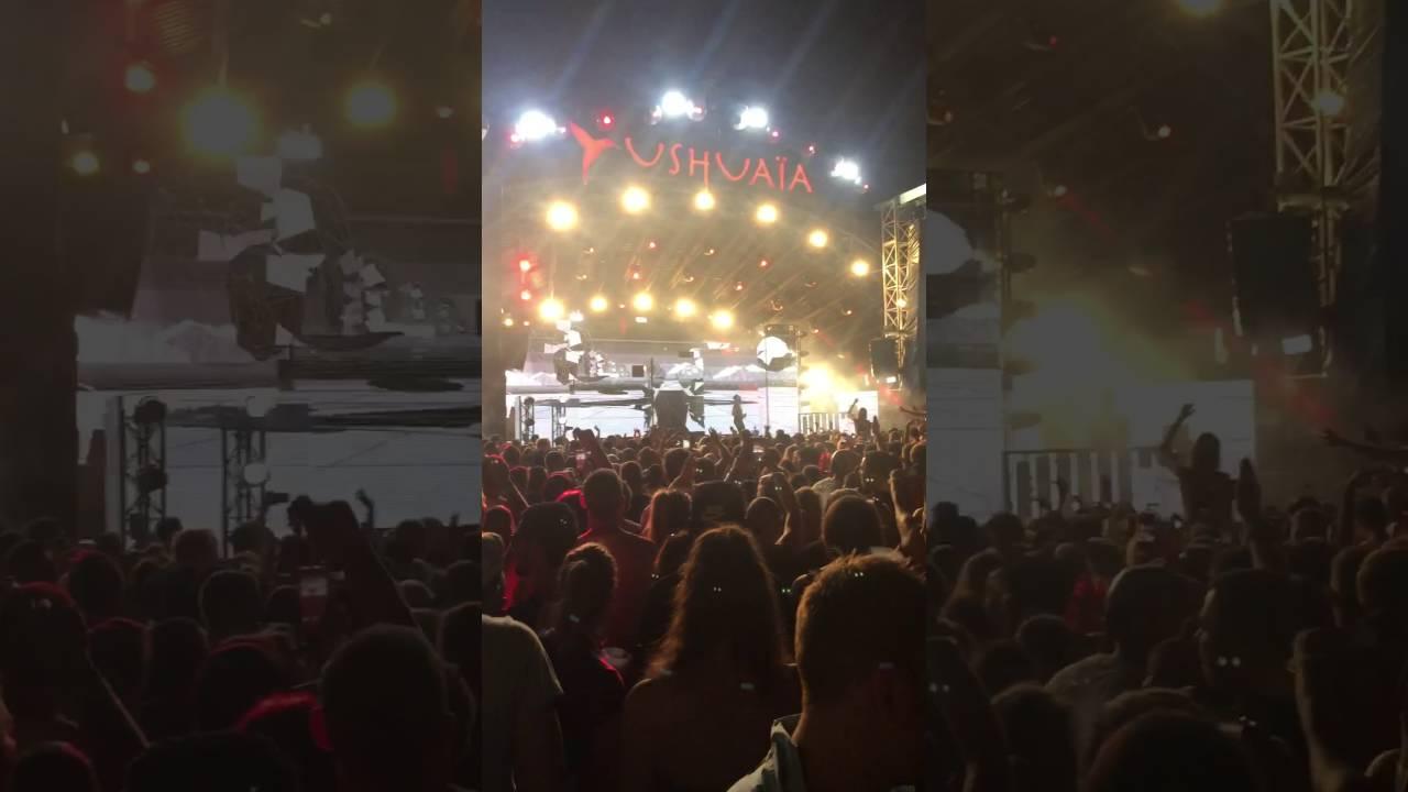 Download Tinie Tempah - Pass out at Ushuaia Ibiza 2016