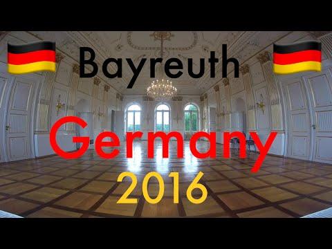 BAYREUTH - Germany Travel Vlog 2016