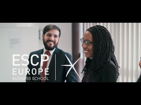 MBA in International Management | ESCP Europe