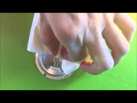 G halogeen vervangen voor energiezuinige odf led lamp youtube