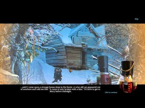 PC Longplay [259] Christmas Stories: Nutcracker (Collectors Edition) (Part 1 Of 2)