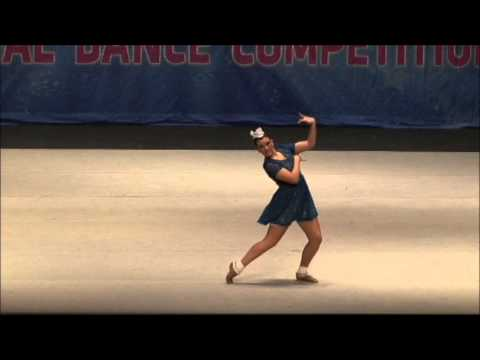 Tori Taylor - Raunchy - SODC - Choreography Suzie Taylor