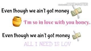 New District Ain't got Money Lyrics