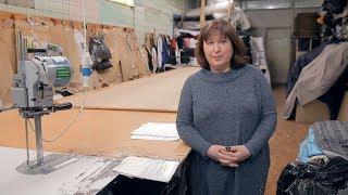 видео: Производство трикотажной одежды DODOGOOD. Шьем даже для космонавтов.
