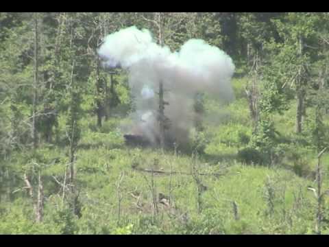 116th Brigade Combat Team Annual Training 2009 Hooah Video