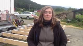 Building A Tiny House In Norway: About The Trailer