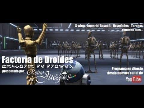 Factoría de Droides 77  4X01 Imperial Assault Report Regional de Valencia  2018 9b9d91254a7f7