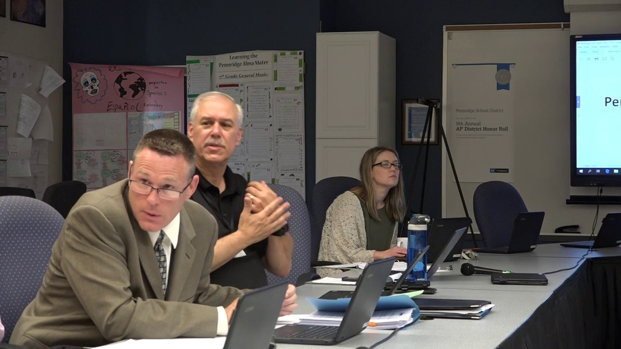 FACILITIES/FINANCE Committee Meeting May 7, 2019 Part 1