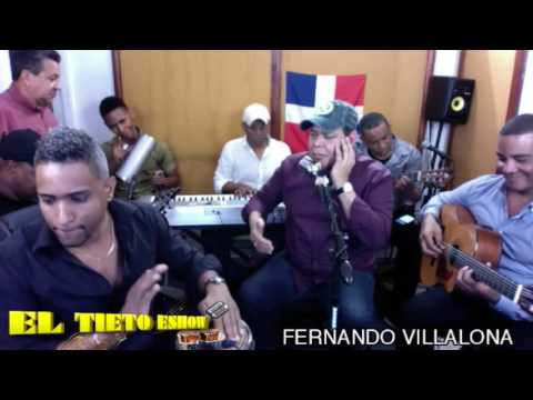 FERNANDO VILLALONA - DELIRANTE AMOR EN EL TIETO ESHOW 2017