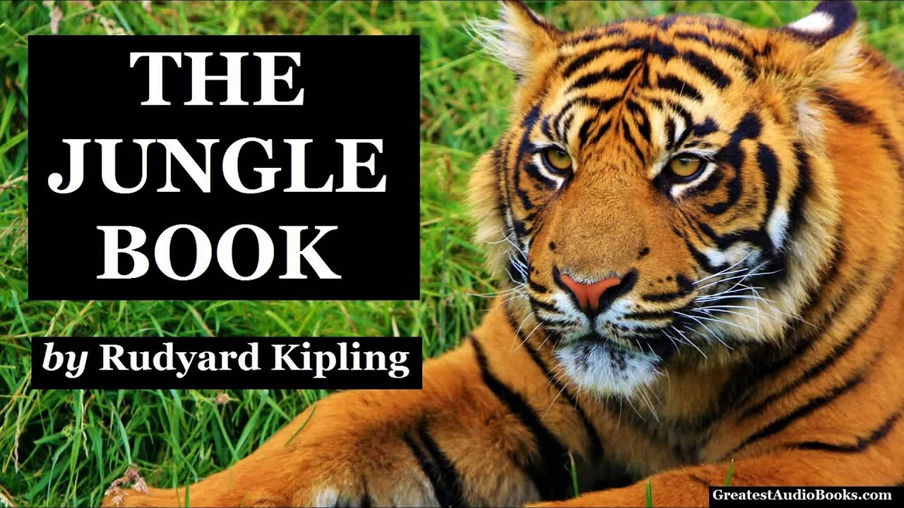 The Jungle Book Greek Audio