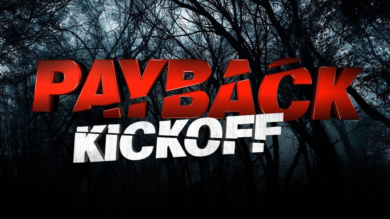 Resultado de imagen para payback kickoff 2017