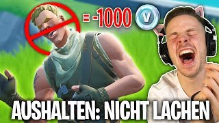 IF you'RE SALMONT 1,000 vBucks PENALTY! Bring Teammate to THE LACHEN in FORTNITE!