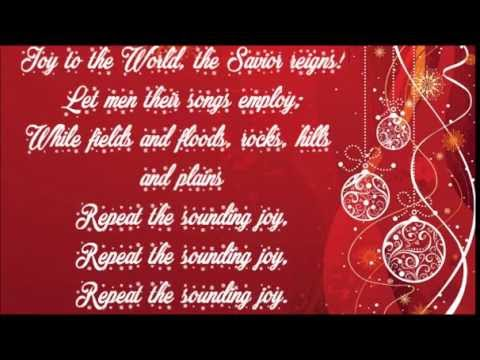 Barbie in a Christmas Carol - Joy to the World - Lyrics
