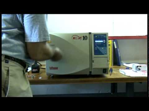 How to Clean and Maintain Your Tuttnauer Automatic Autoclave - Part 1