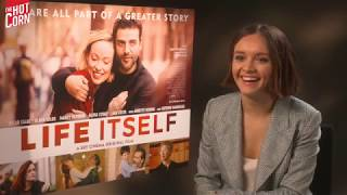 LIFE ITSELF | Olivia Cooke Interview | HOT CORN