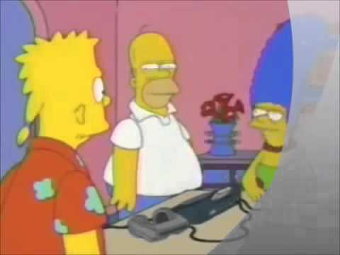 Simpsons Predicted Donald Trump presidency & hellery is vice president. A.i