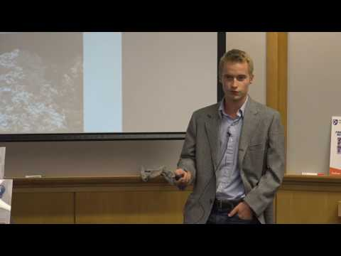 Social Innovation LIVE 2015: Eric Petersson, UNH Civil Engineering '17