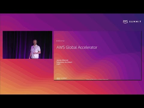 AWS New York Summit 2019: Introduction to AWS Global Accelerator (SVC212)