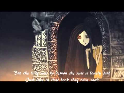 Mademoiselle Noir - English Subtitles (Lyrics)