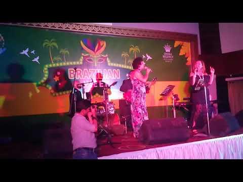 Brazilian Week at Dhaka Regency   Inauguration Ceremony   Performed By Juzz Music Indiana Nomma # 3