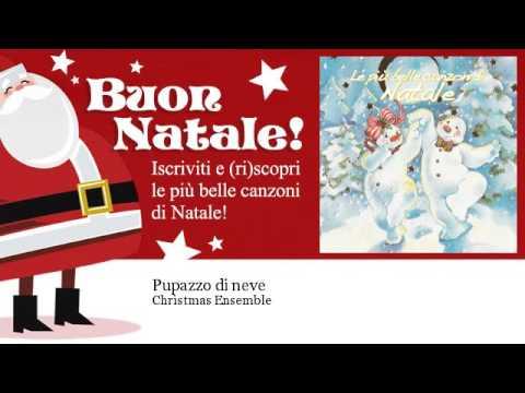 Christmas Ensemble - Pupazzo di neve