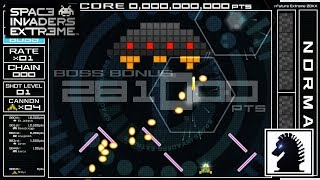PC Space Invaders Extreme - EX Stages