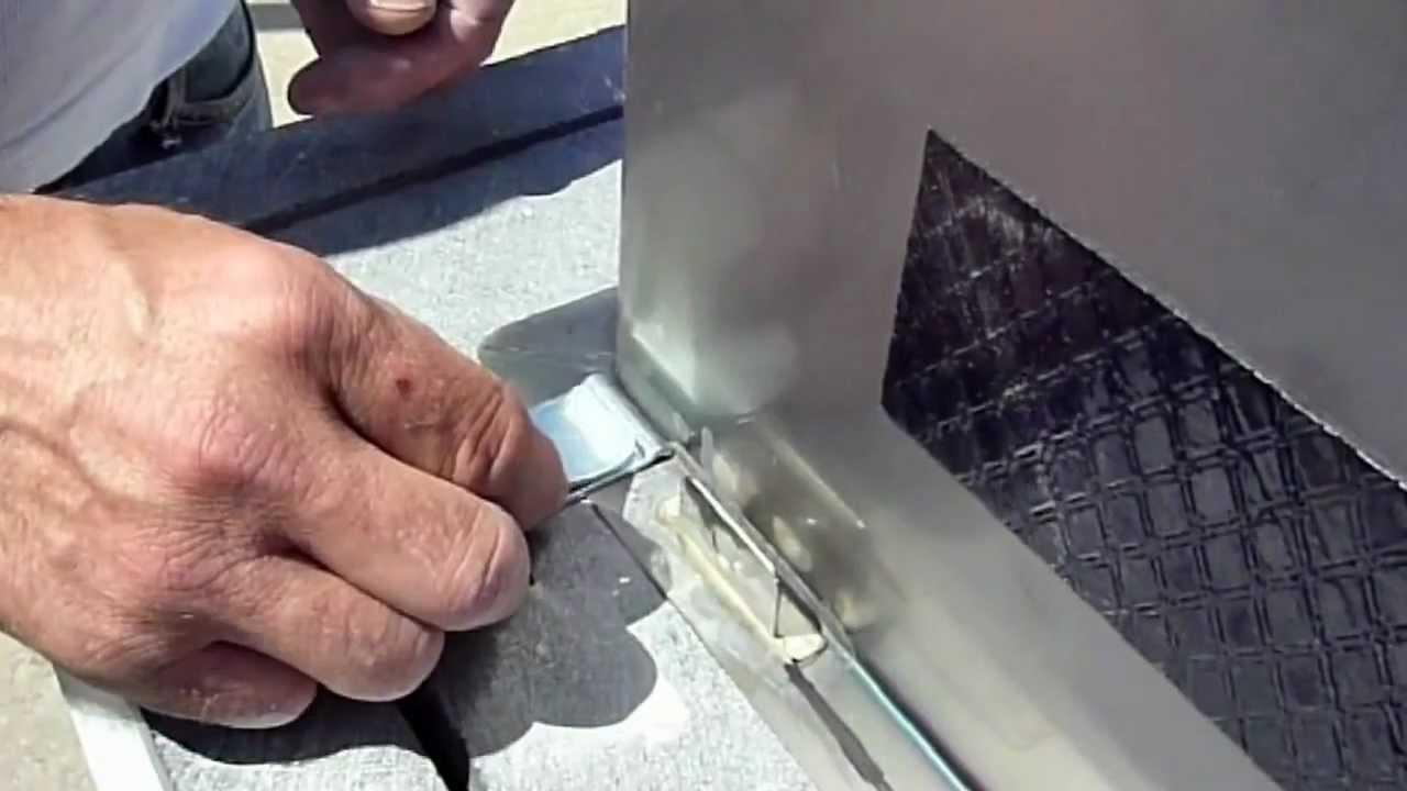 undermount sink installation