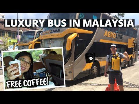 Kuala Lumpur to Penang by Luxury Bus