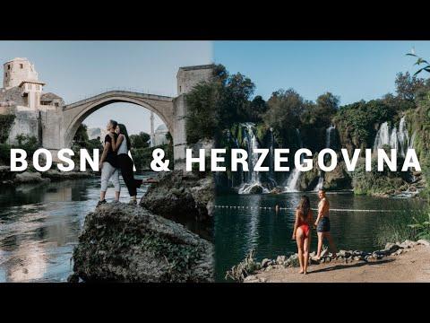 WARUM IHR NACH BOSNIEN & HERZEGOWINA 🇧🇦 REISEN MÜSST! ∙ Europa Roadtrip ∙ #Vlog 124