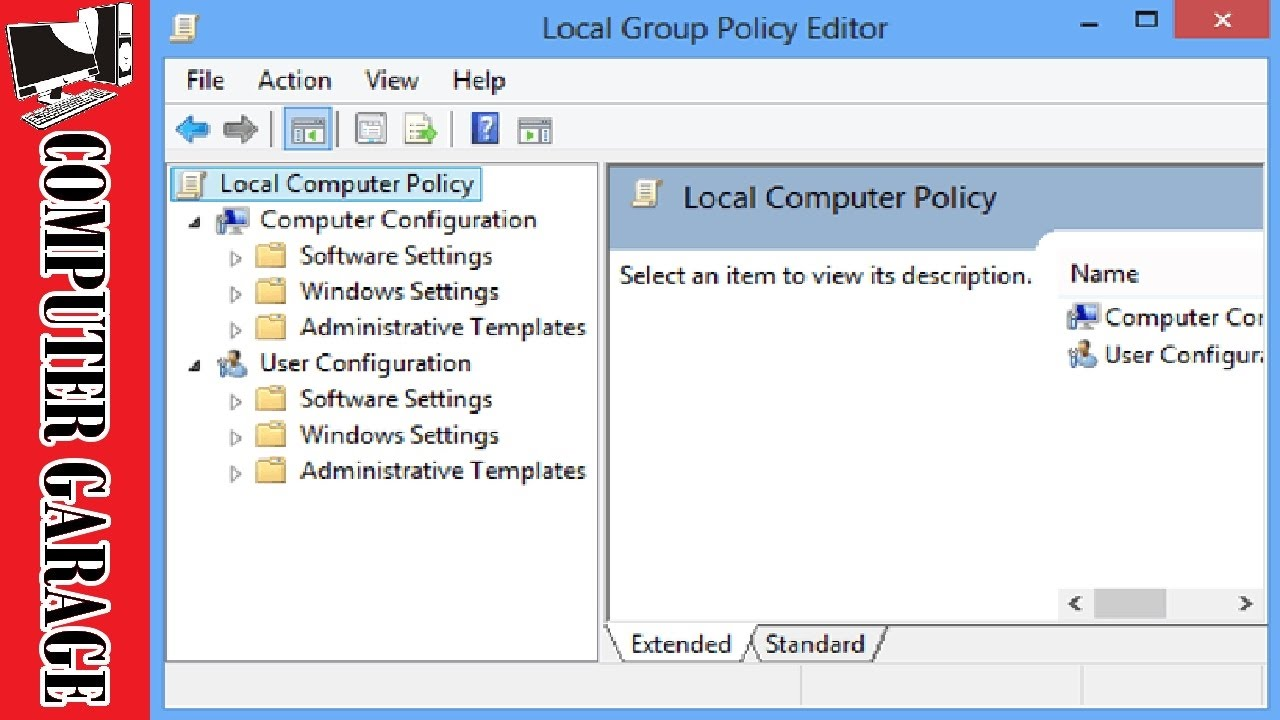 how to open local group policy editor gpeditmsc on windows 10