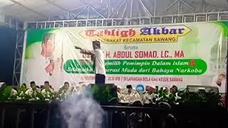 LUCU PEMUDA MABUK DENGAN PEMBALUT WANITA||USTAD ABDUL SOMAD