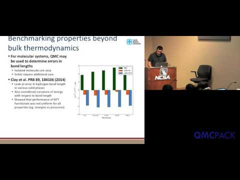 09 - Luke Shulenburger - QMC Calculations for liquids and gases